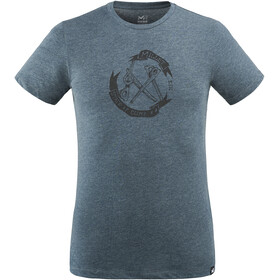 Millet Old Gear TS T-shirt Heren, orion blue